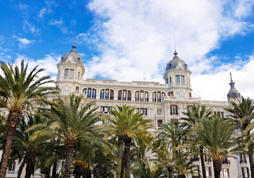Casa Carbonell en Alicante