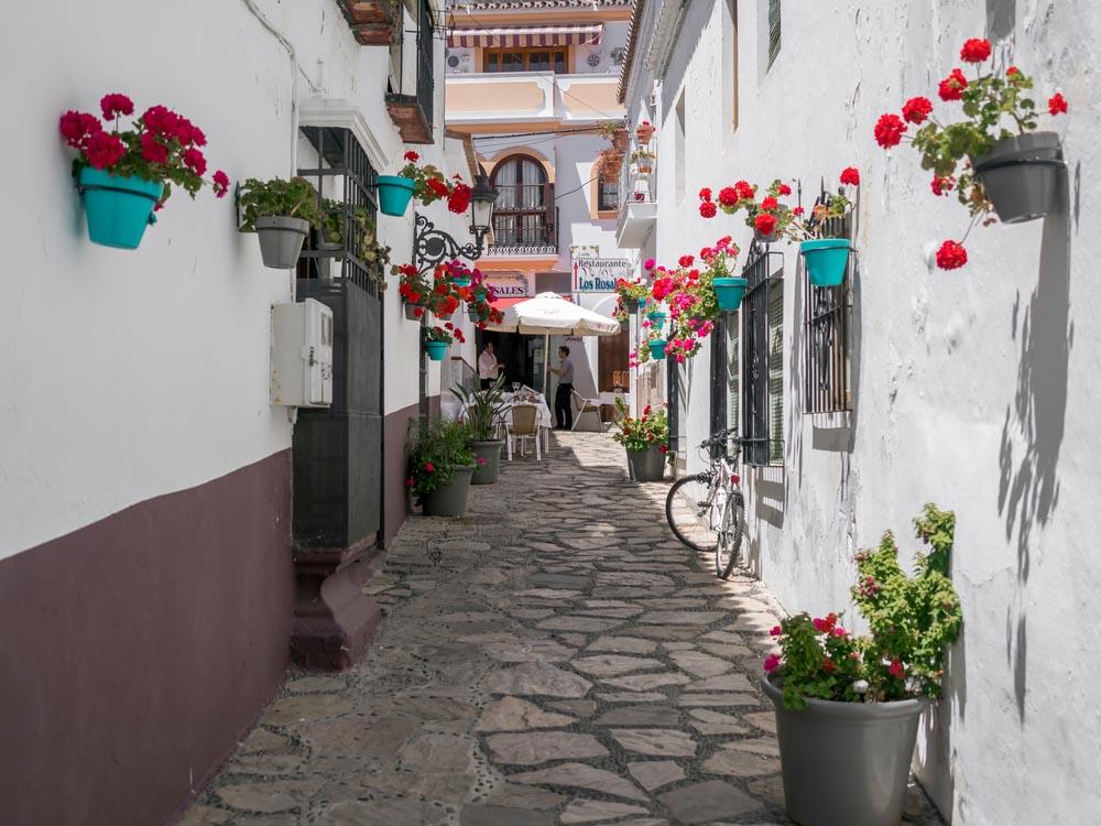 Ruta en coche Málaga - Estepona