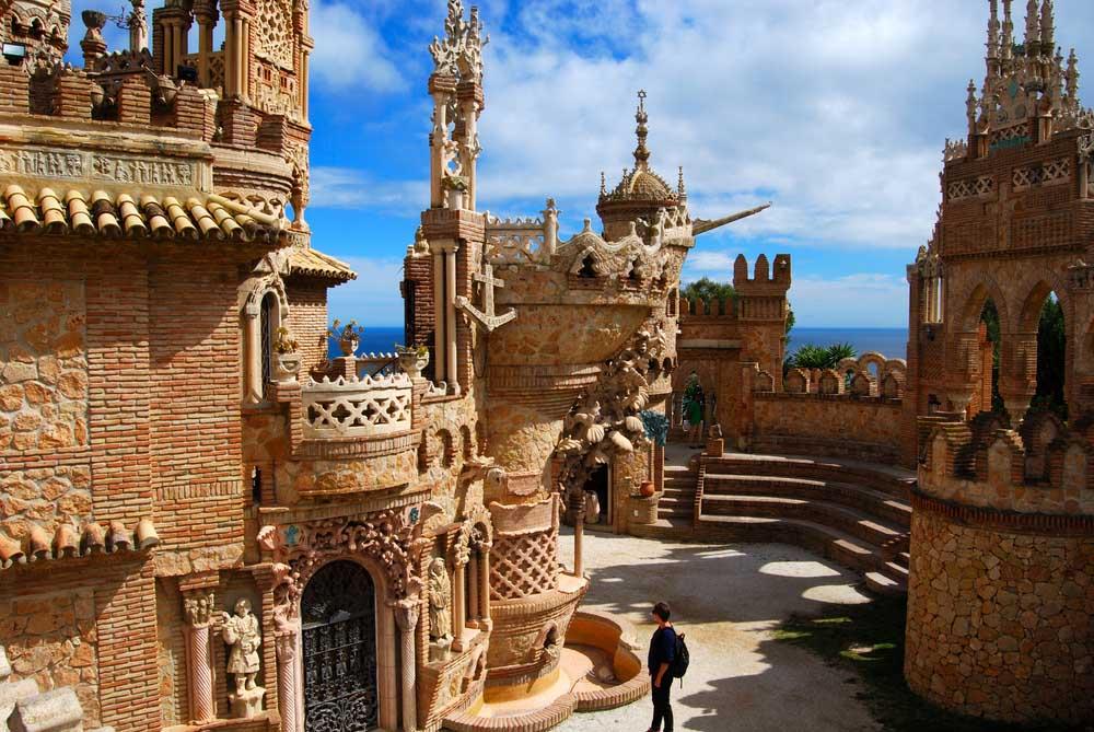 Ruta en coche Málaga - Benalmadena