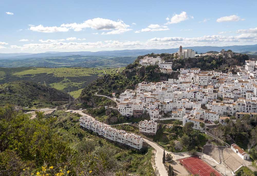 Ruta en coche Málaga - Casares