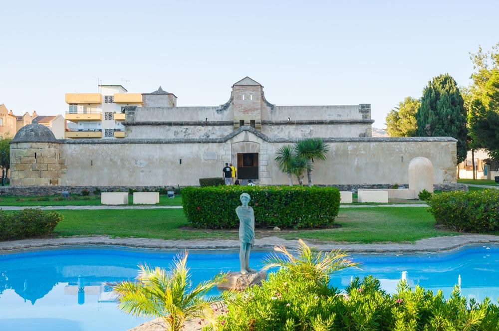 Ruta en coche Málaga - Castillo de bezmiliana