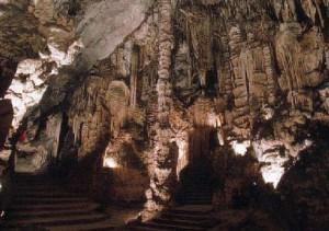 Cuevas de Artá. La reina de las columnas. Mallorca