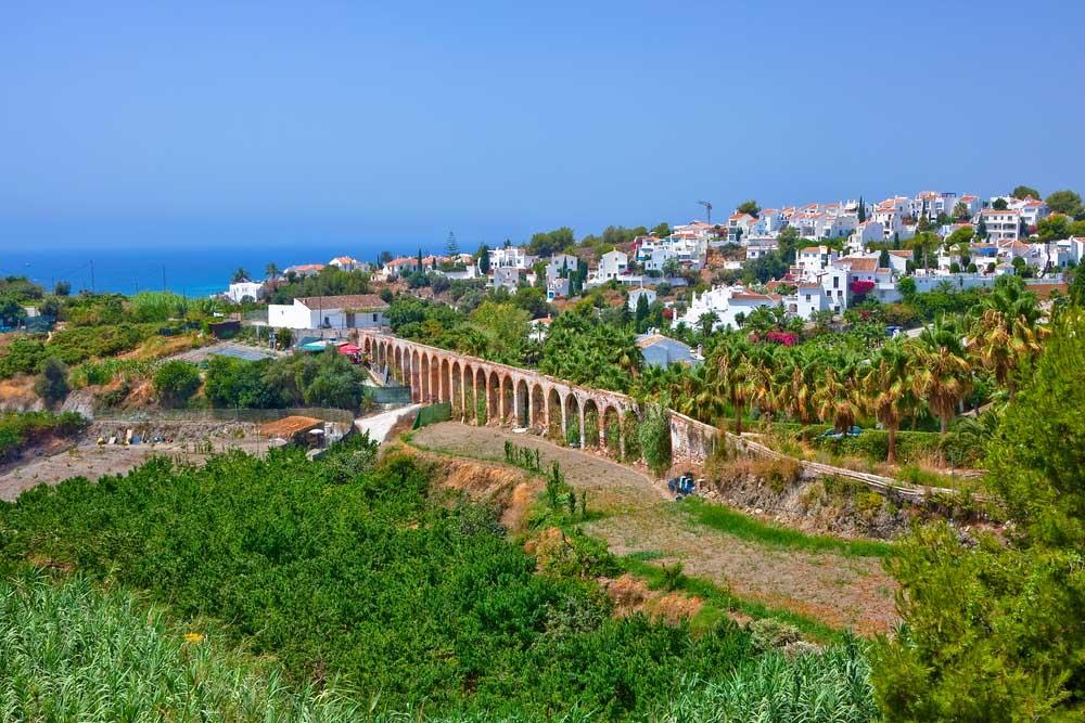 Ruta en coche Málaga -  Nerja