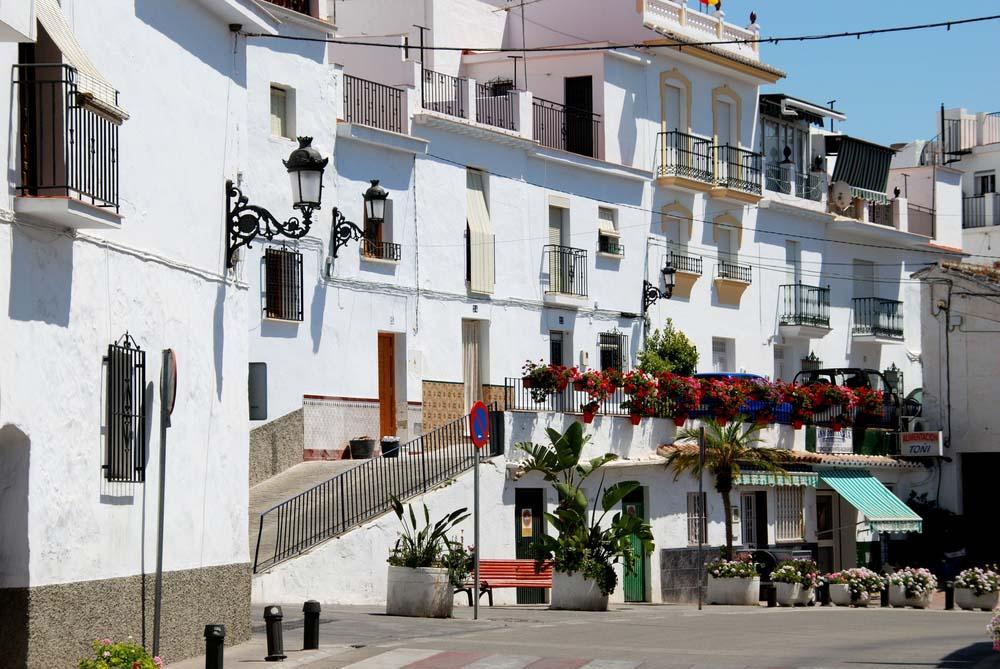 Ruta en coche Málaga  - Torrox