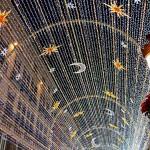 Luces de Navidad 2016 en Malaga