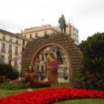 Belén Vegetal de la Alameda de Málaga