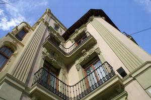 Casa de las Brujas, Alicante.