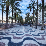 Explanada de España, Alicante