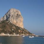 Ifach Rock, Calpe