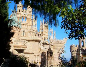 Castillo de Colomares, Benalmádena (Málaga)