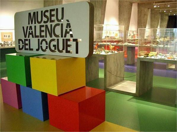 Entrada Museo Valenciano del Juguete