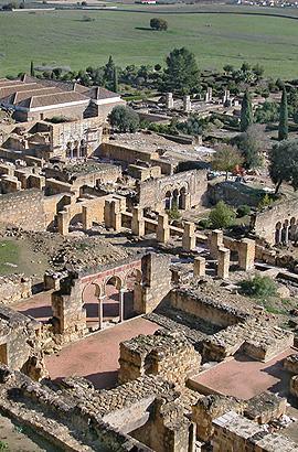 Ancient Medina Azahara, Cordoba