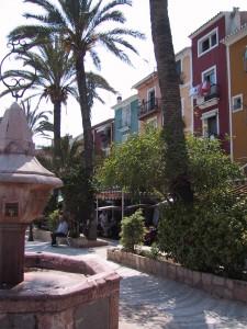 Casco histórico de Villajoyosa, Alicante