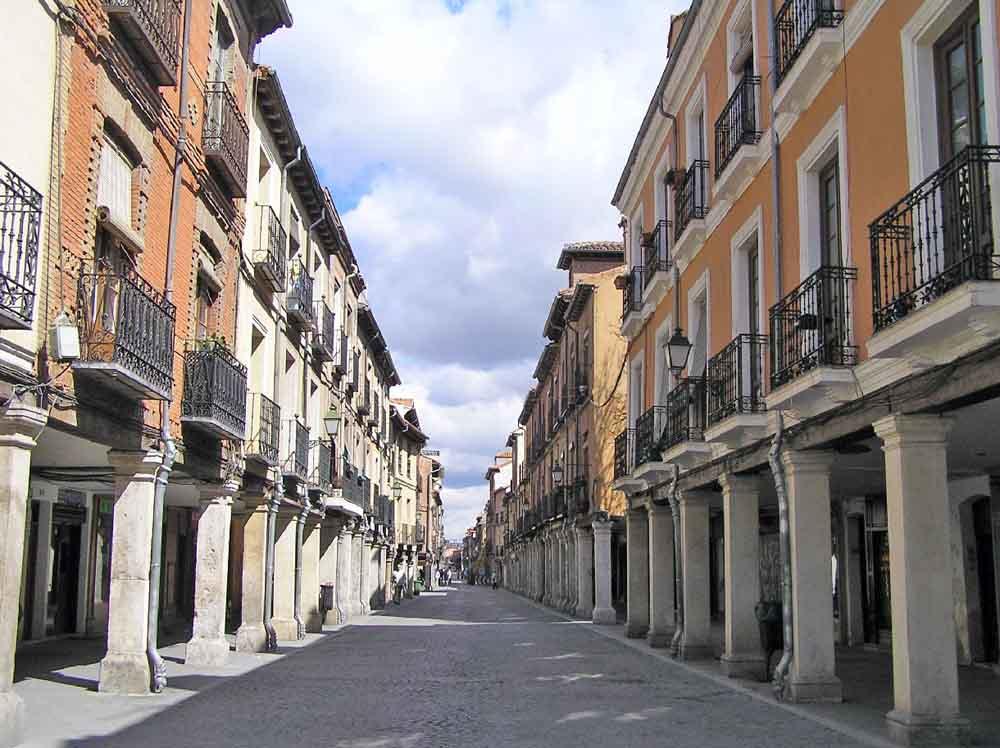 Calle Mayor Alcala