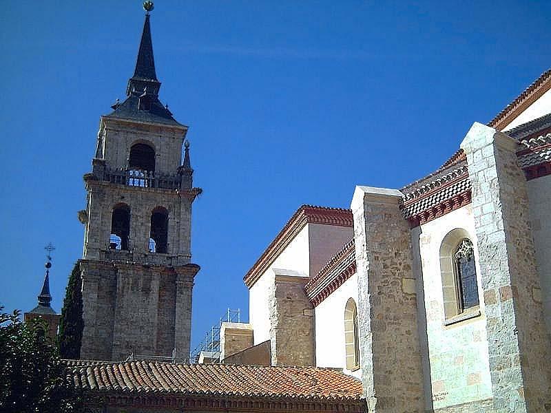 Catedral Santos Niños Alcalá de Henares