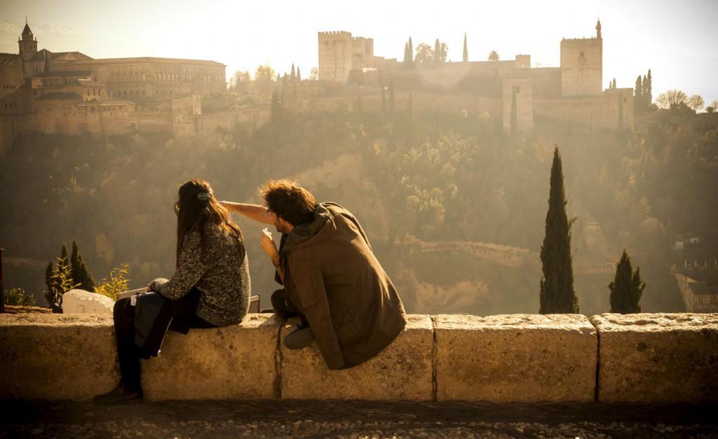 Qu ver en Granada - San Nicolas