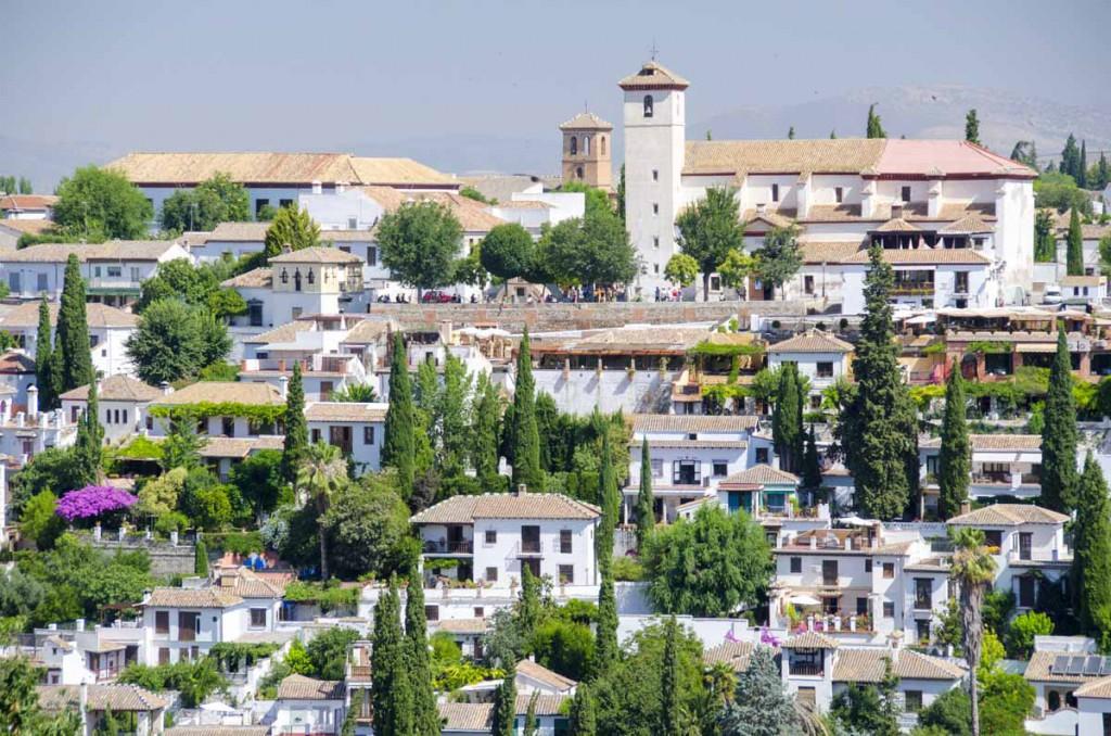 Que ver en Granada - Albaicin