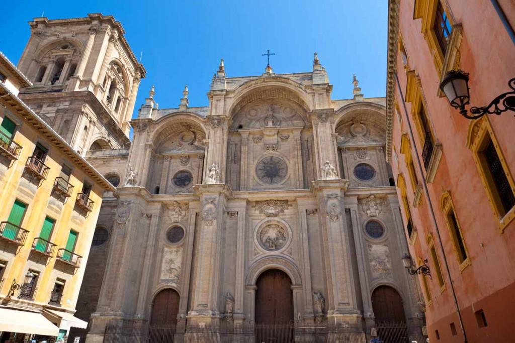 Que ver en Granada - Catedral de Granada