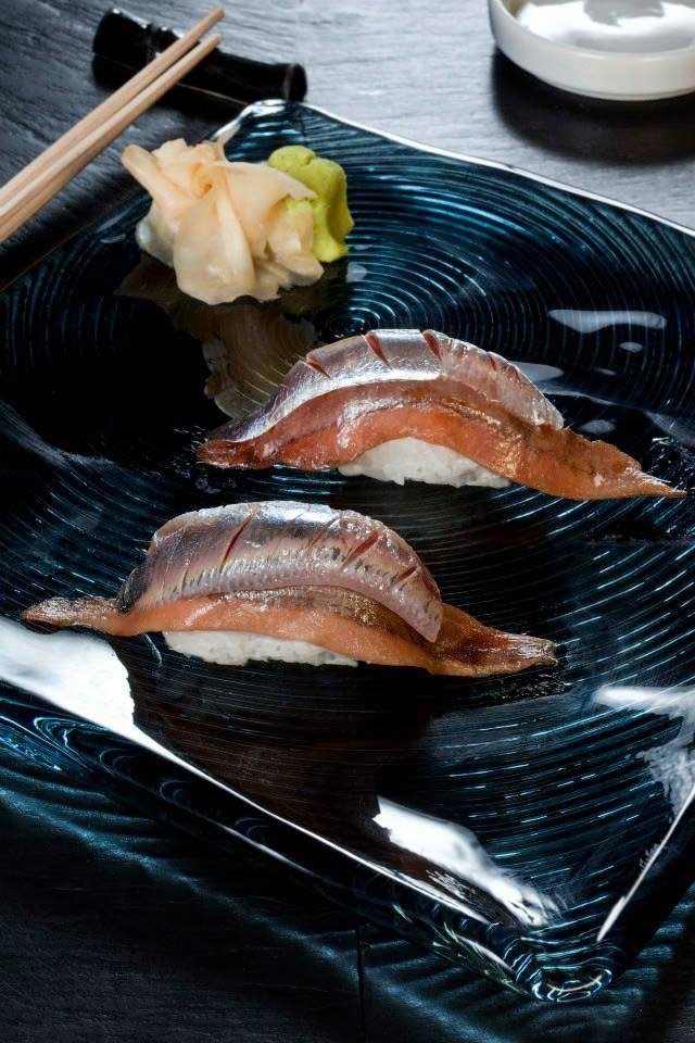 Restaurantes Japoneses Madrid - 99 Sushi bar - Nigiri