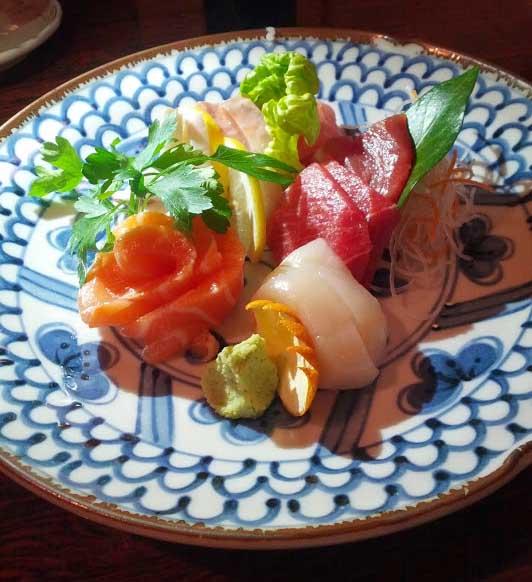 Restauarntes Japoneses Madrid - Naomi