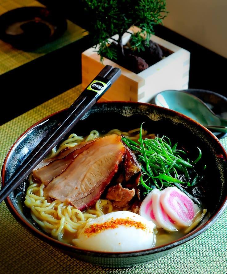 Restaurantes Japoneses Madrid - Oishii Ramen 2