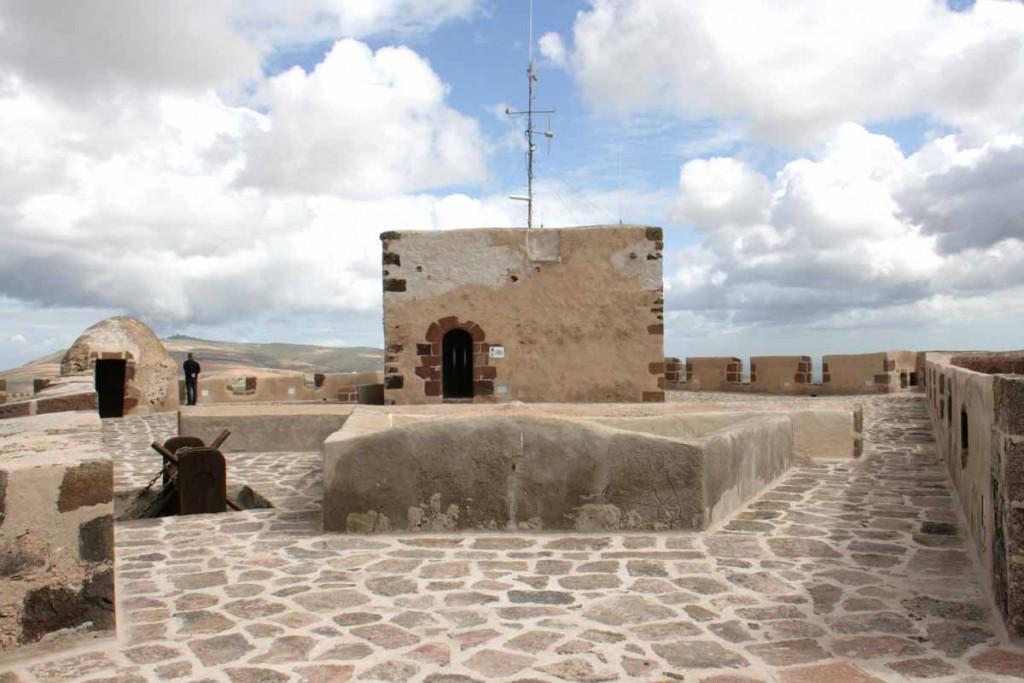 Qué ver en Lanzarote: Castillo de Santa Barbara