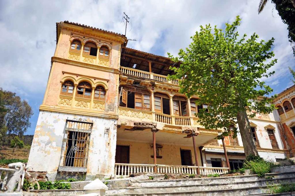 Órgiva (Alpujarra granadina)