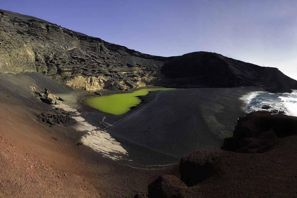 Qué ver en Lanzarote: El Golfo