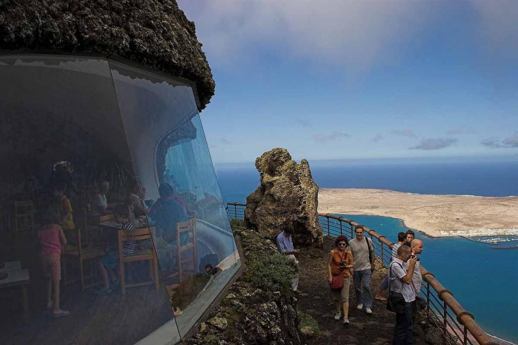 Qué ver en Lanzarote: Mirador del Rio