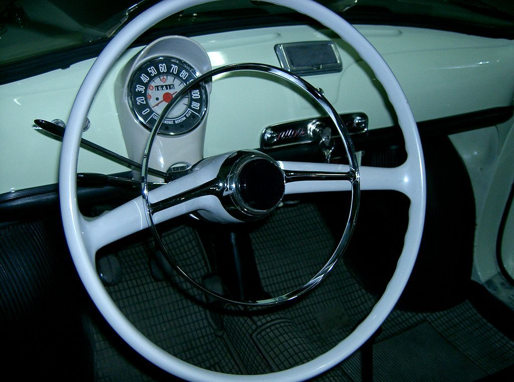 Fiat 500 D Volante