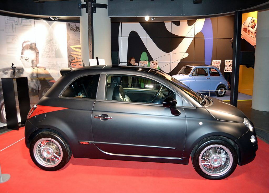 Fiat 500: The history of an icon - Blog Record Go