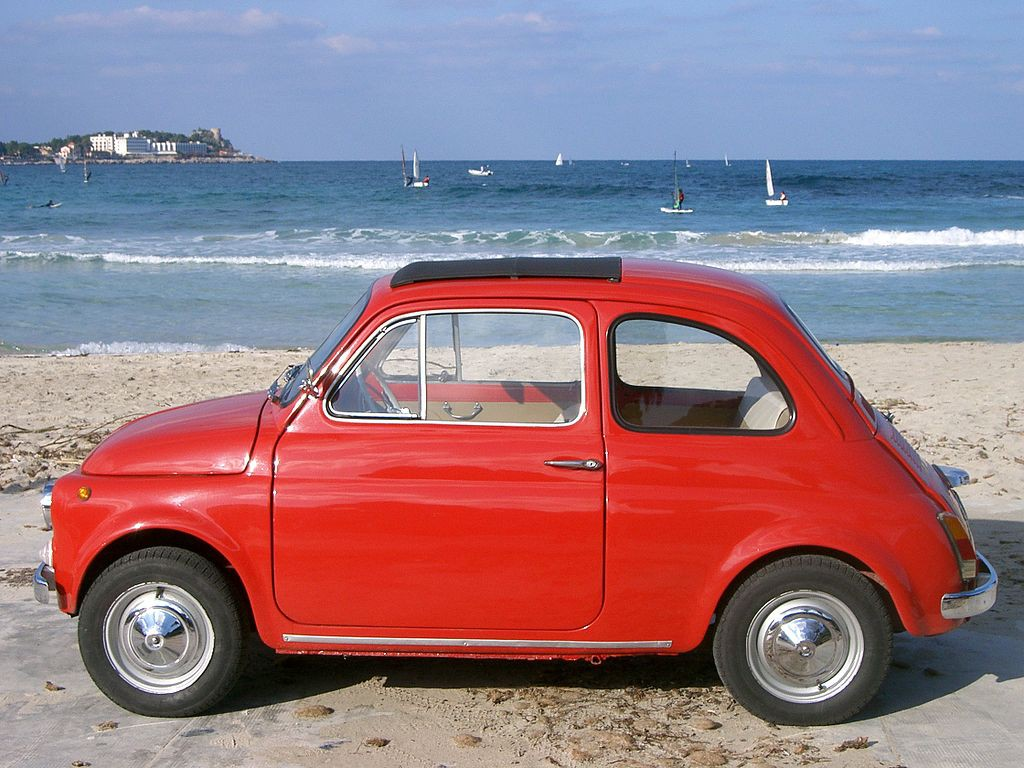 Fiat 500 F