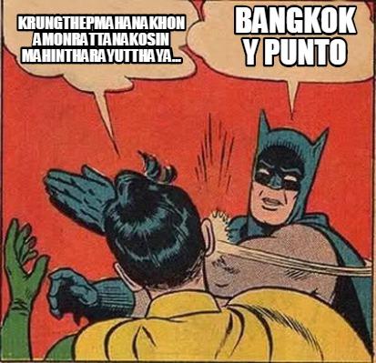 Meme Bangkok
