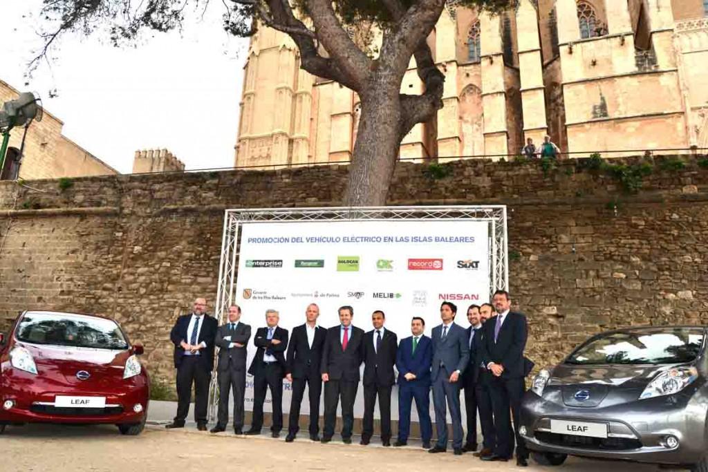 Acuerdo Coche-electrico Mallorca