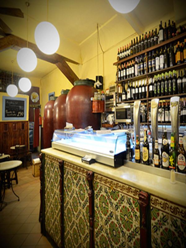 Almacén de vinos - Casa Gerardo