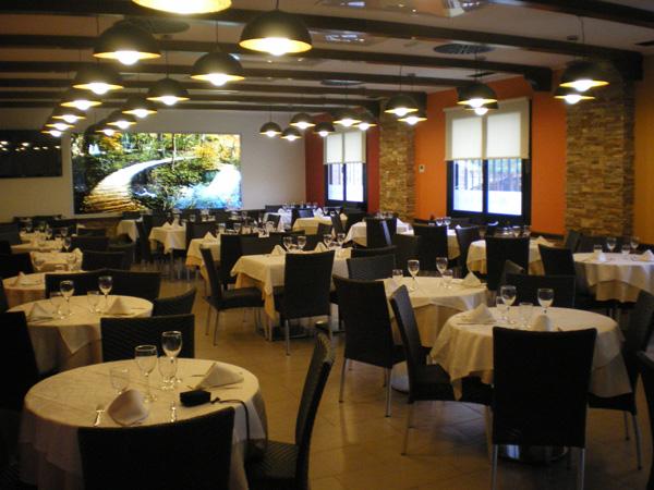Comer en la A2 - Meson de Aragon