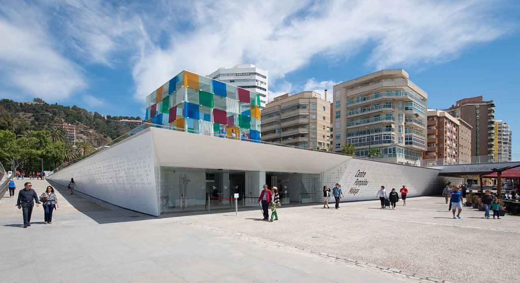 Malaga Centre Pompidou