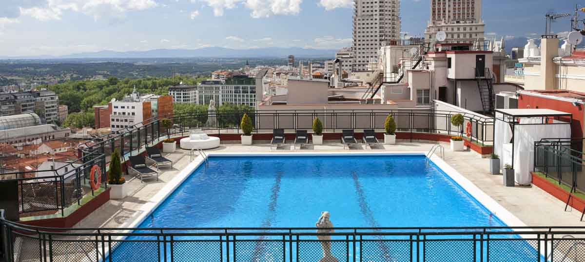 Top 10 terrazas madrid y miradores madrid blog record go for Hoteles con terraza en madrid