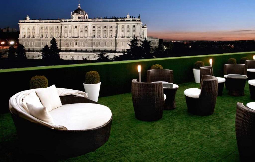 Terrazas Madrid Sabatini