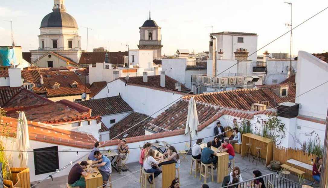 Top 10 Terrazas Madrid Y Miradores Madrid Blog Record Go
