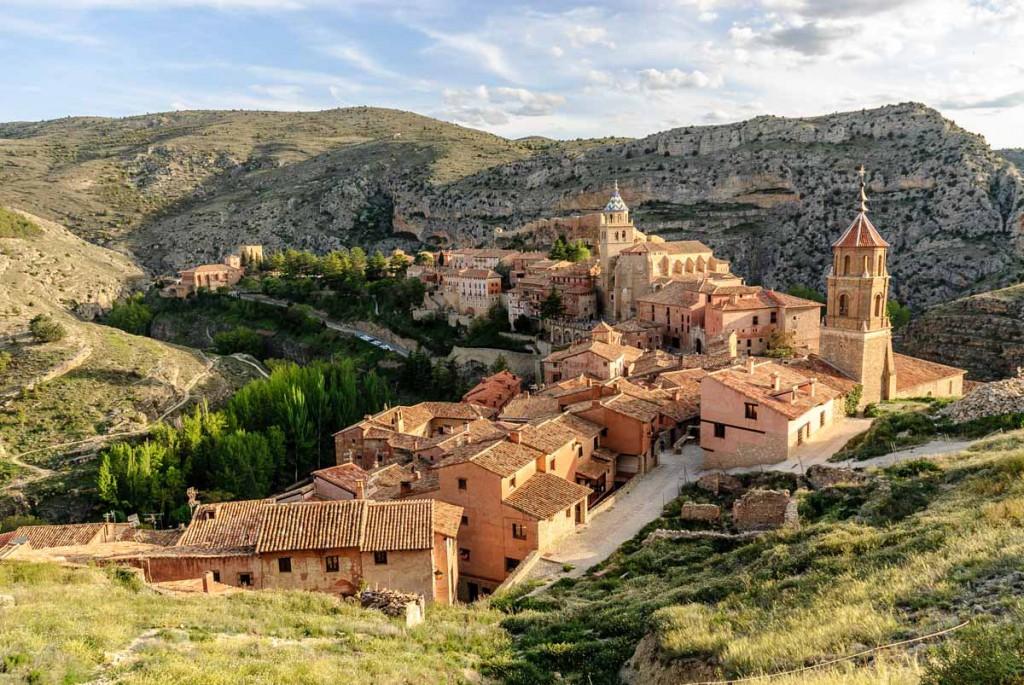Pueblos con Encanto - Albarracin