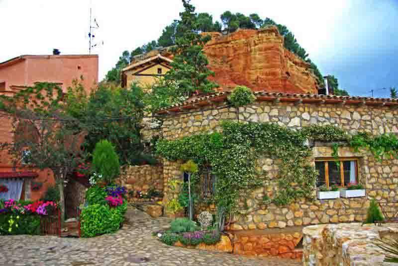 14 pueblos con encanto de espa a en los que perderse - Casa de pueblo en valencia ...