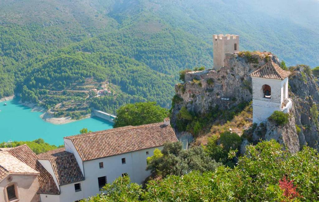 Puebos con Encanto - Castell de Guadalest