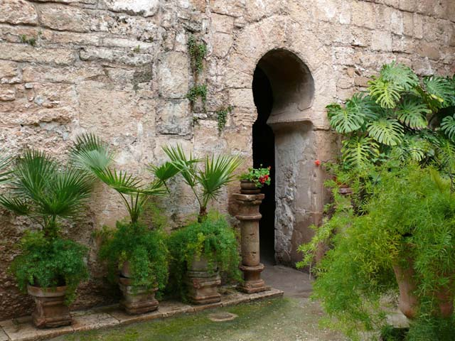 Banos Arabes Palma Mallorca