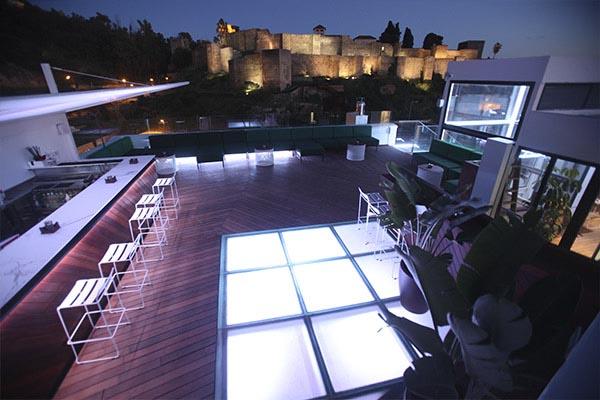 La Terraza de la Alcazaba