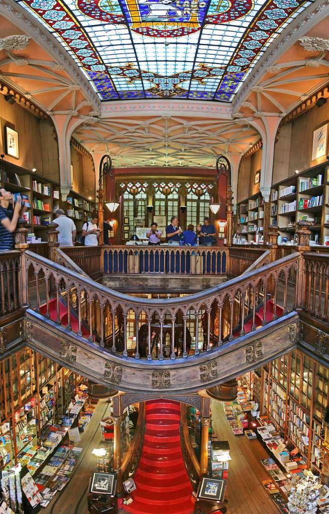 Libreria Lello e Irmao Oporto