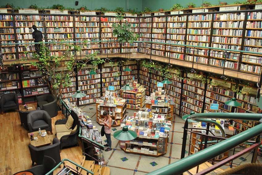 libreria elpendulo