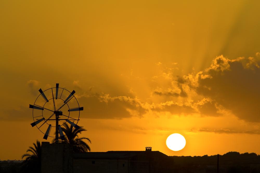 Atardecer Mallorca