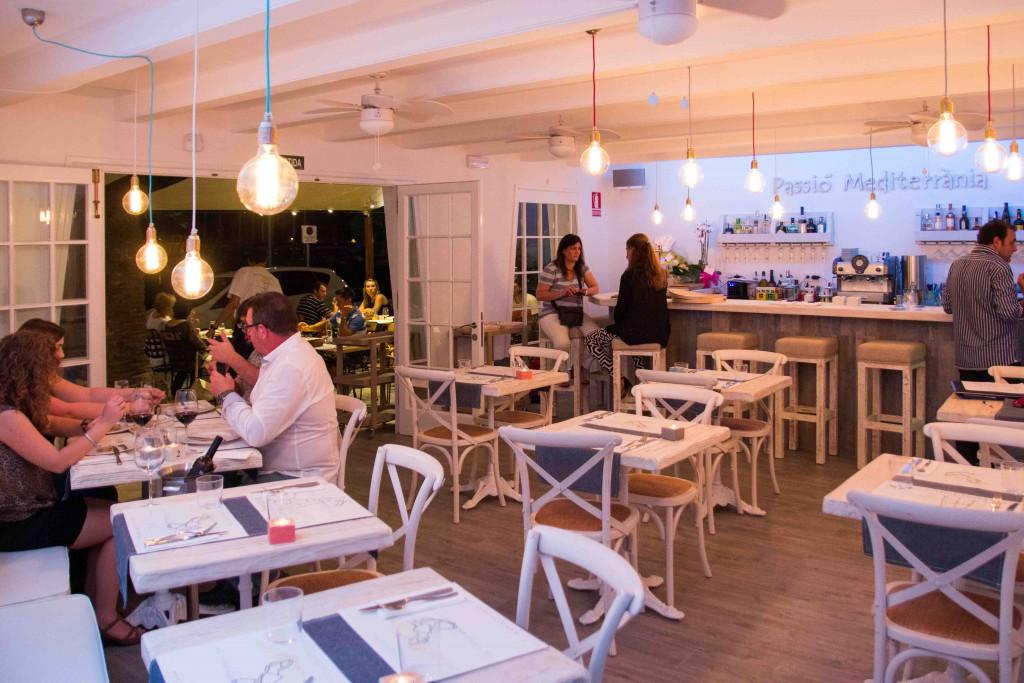 Mejores restaurantes Menorca - passio mediterranea