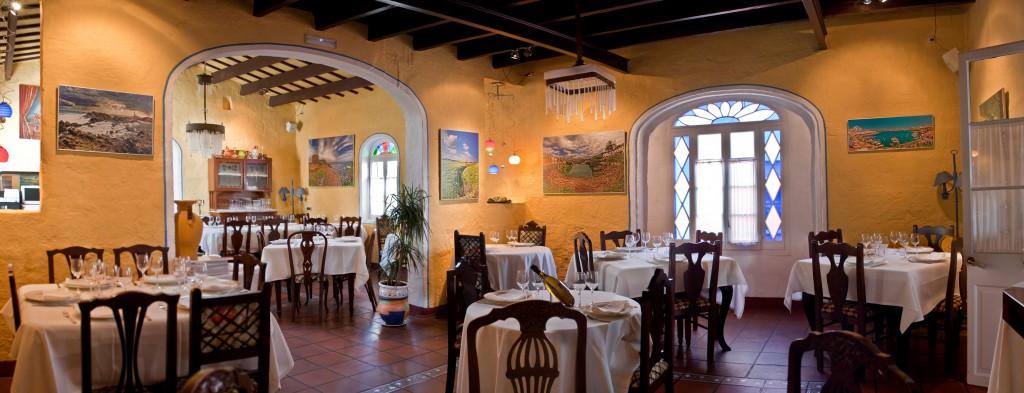 Mejores restaurantes Menorca - Es moli de foc